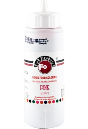 Fo Food Gıda Boyası Pembe 280 ml