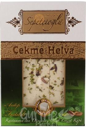 Sepetçioğlu Fıstıklı Çekme Helva