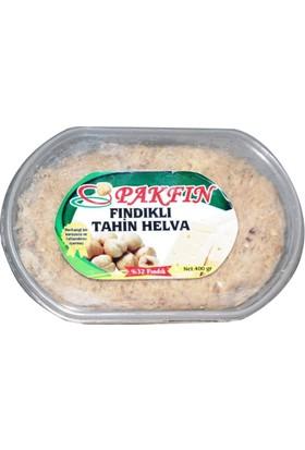 Pakfin Fındıklı Tahin Helva 400 gr