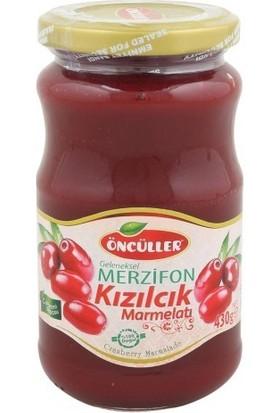 Öncüller Kızılcık Marmelatı 430 gr