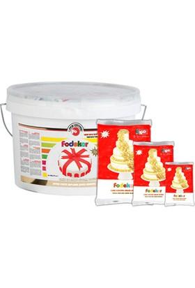 Fo Food Kırmızı Şeker Hamuru 1 kg