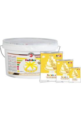 Fo Food Sarı Şeker Hamuru 1 kg