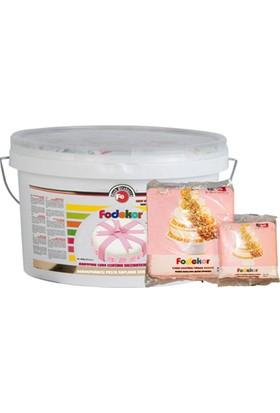Fo Food Pembe Şeker Hamuru 1 kg