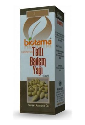 Biotama Tatlı Badem Yağı 50 ml