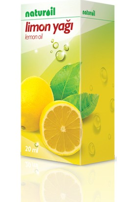 Naturoil Limon Yağı 20 ml