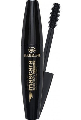 Gabrini Silicone Brush Waterproof Mascara