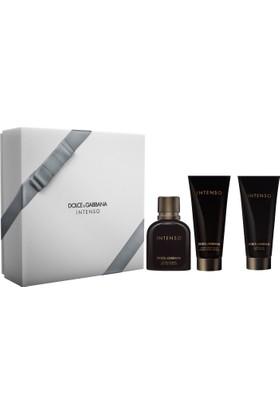 Dolce Gabbana Intenso Erkek Edp125Ml+Asb100+Dj50