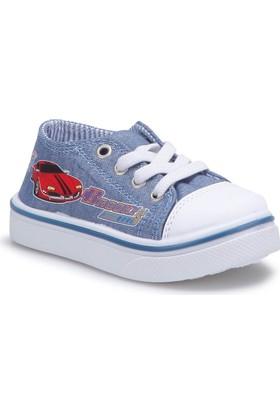 Yellow Kids Yk547 Kot Erkek Çocuk Sneaker Ayakkabı