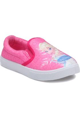 Frozen 72949T Fuşya Kız Çocuk Sneaker Ayakkabı