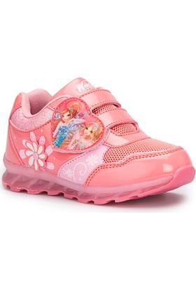Winx Pearl Mercan Kız Çocuk Athletic Ayakkabı