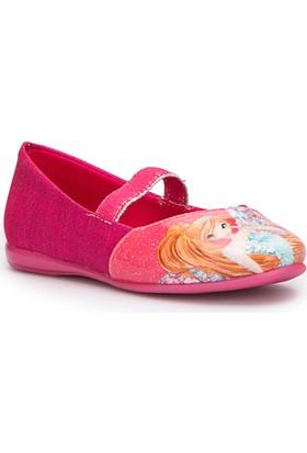 Winx Fanny Fuşya Kız Çocuk Basic Sandalet