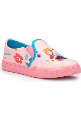Frozen Trila Pembe Kız Çocuk 337 Ayakkabı