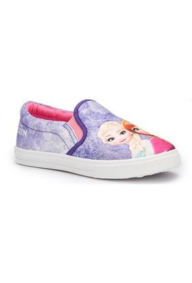 Frozen Trila Lila Kız Çocuk 337 Ayakkabı