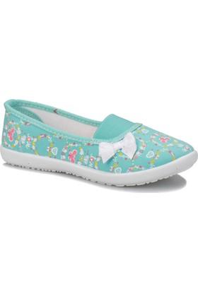 Kinetix Nosla Açık Turkuaz Beyaz Kız Çocuk 337 Ayakkabı
