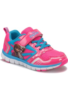 Frozen Hyrush Fuşya Kız Çocuk Athletic Ayakkabı