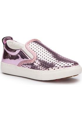Pink Step Hole-1 Açık Pembe Kız Çocuk 337 Ayakkabı