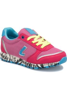 Seventeen Sva440 Fuşya Kız Çocuk Athletic Ayakkabı