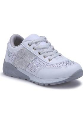 Seventeen Sva290 Beyaz Kız Çocuk Athletic Ayakkabı
