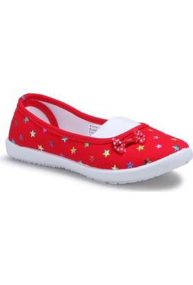 Seventeen Svb150 Kırmızı Kız Çocuk Basic Sandalet