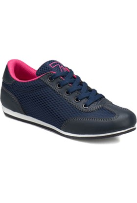 Seventeen Sva340 Lacivert Kız Çocuk Sneaker Ayakkabı