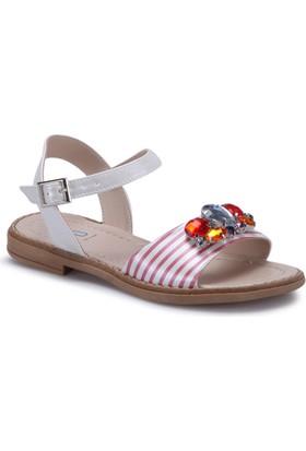 Seventeen Svs110 Açık Pembe Kız Çocuk Sandalet