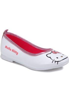 Hello Kitty 73029T Beyaz Kız Çocuk Babet