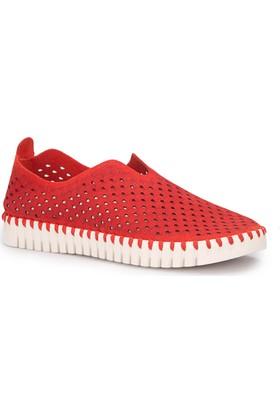 Dockers By Gerli 220732 Kırmızı Kadın Ayakkabı