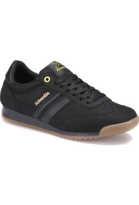 Kinetix Halley Siyah Erkek Sneaker Ayakkabı