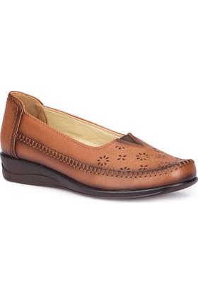 Polaris 5 Nokta 71.109612.Z Taba Kadın Ayakkabı