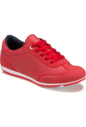Carmens U1204 Kırmızı Kadın Sneaker Ayakkabı