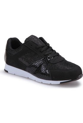 Art Bella U1915 Siyah Kadın Athletic Ayakkabı