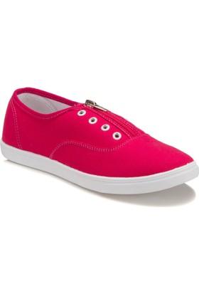 Carmens U2301 Kırmızı Kadın 337 Ayakkabı