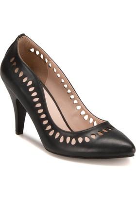 Miss F Ds17028 Siyah Kadın 545 Ayakkabı