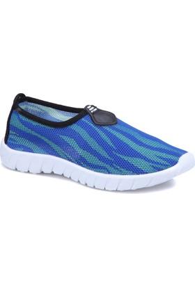 Carmens U2805 Lacivert Kadın 337 Ayakkabı
