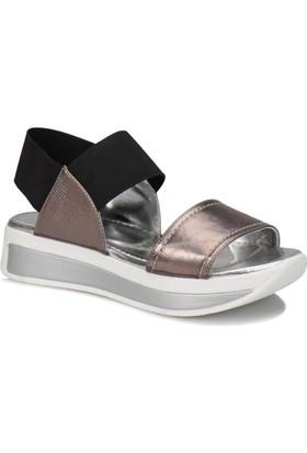 Kinetix Roxana Gümüş Kadın Sandalet