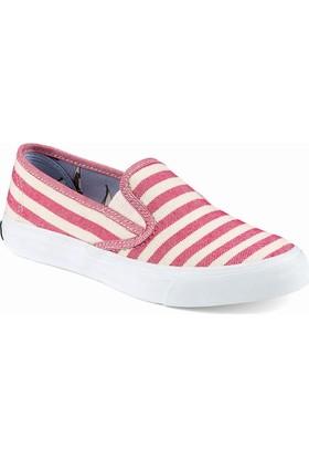 Sperry Top-Sider Sider Sts91573 Kırmızı Kadın Ayakkabı