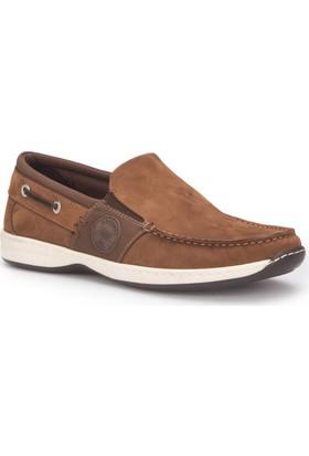 Dockers By Gerli 220101 Açık Kahve Erkek Marin Ayakkabı