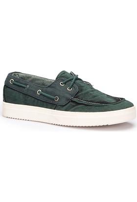 Lumberjack Sigma Yeşil Erkek Sneaker Ayakkabı