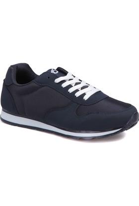Torex Esta Mesh Lacivert Erkek Sneaker Ayakkabı