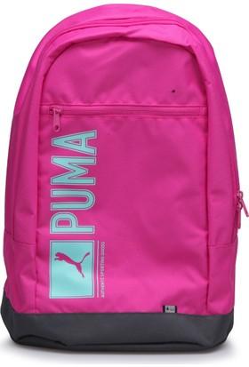 f871b2ecb7dae Puma Pioneer Backpack i Kırmızı Mor Unisex Sırt Çantası ...