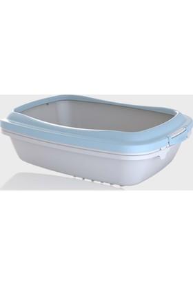 Wodoti Açık Kedi Tuvaleti (3 Elekli)