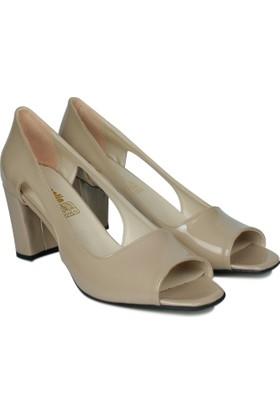 Loggalin 375010 031 320 Kadın Ten Ayakkabı