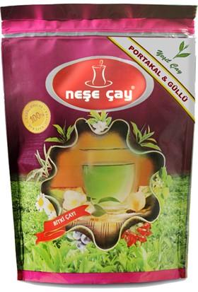 Neşe Çay Portakal Güllü Yeşil Çay 150 gr