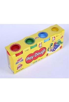 Play Dough 4'lü Oyun Hamuru