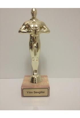 Beyazyıldızlar Oscar Ödülü Mermer Kaideli Oskar