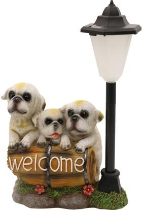 Globo Solar Üçlü Köpekler