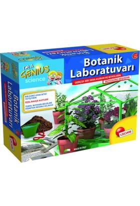 Lisciani Botanik Laboratuvarı Çocuklar İçin Bilim Deney Seti