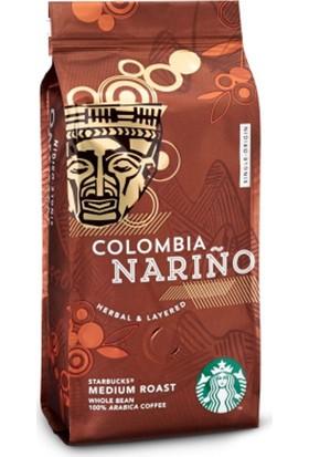 Starbucks Colombia Narino %100 Arabica Çekirdek Kahve 250 Gr