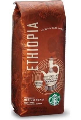 Starbucks Ethiopia %100 Arabica Çekirdek Kahve 250 Gr