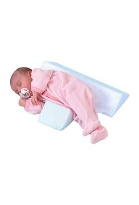 Sema Baby Güvenli Yan Yatış Yastığı - Mavi